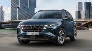 RELEASE OF THE NEW MEDIUM SUV HYUNDAI