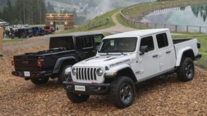 ALL-NEW JEEP GLADIATOR IS HERE THE