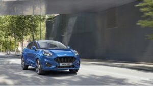 FORD PUMA THE NEW SMALL SUV FOR CITY