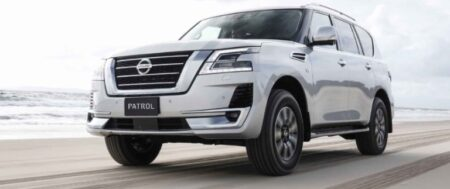 THE NEW LARGE SUV NISSAN PATROL FOR FAMILY AND ADVENTURE