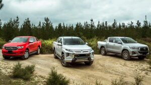 CAR COMPARISON: THE BEST UTES IN