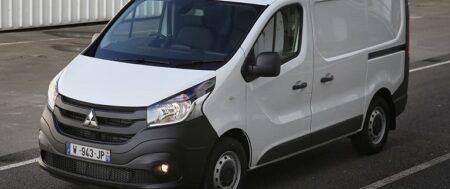 MITSUBISHI EXPRESS VAN PUTS BACK MITSUBISHI IN THE VAN MARKET