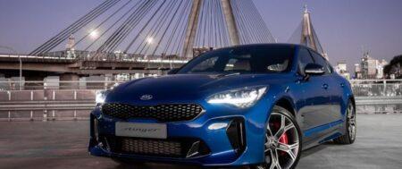 KIA STINGER GT MAINTAINING FAITH IN THE SPORT SEDAN NEW CARS