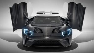 THE NEW AMERICAN SUPERCAR FORD GT-2021