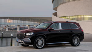 MERCEDES BENZ MAYBACH GLS 600 IS THE