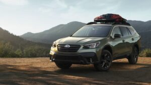 THE NEW SUBARU OUTBACK THE BEST MEDIUM