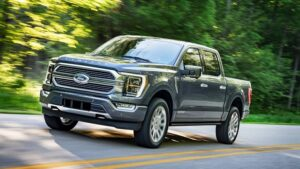 FORD REVEALED ITS 14TH GENERATION F