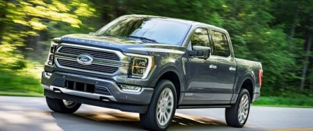 FORD REVEALED ITS 14TH GENERATION F-150 TRUCK