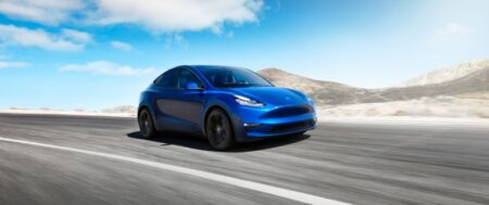 TESLA MODEL Y IS COMING THIS YEAR AS A 7-SEATER