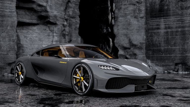 THE KOENIGSEGG GEMERA | THE FIRST EXTREME MEGA-GT