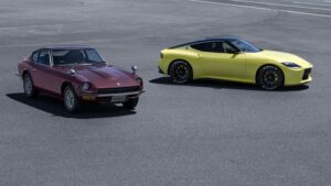THE NEW NISSAN 400Z CONTINUING THE