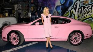 CELEBRITY CARS AND THEIR STRANGE