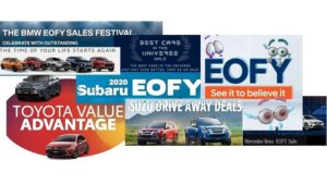 EOFY NEW CAR CAMPAIGNS ARE HERE!