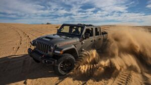 JEEP GLADIATOR DIESEL ENGINE-2020 UPDATE