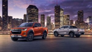THE NEW ISUZU D-MAX HAS BEEN UNVEILED-