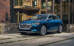 AUDI E-TRON SPORTBACK NEW ELECTRIC SUV