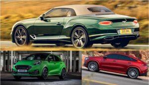 3 Main Car Body Types