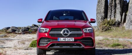 MERCEDES-BENZ RELEASED THE 3 GLE COUPE VARIANTS