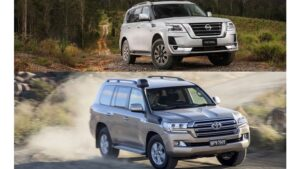 2 JAPANESE BEASTS TOYOTA LANDCRUISER