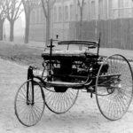 first modern car