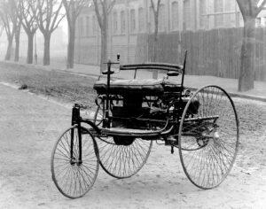 The First Modern Car